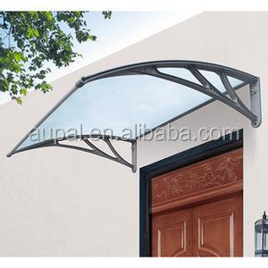 Incroyable Polycarbonate Shutte Door Rain Protect Canopy