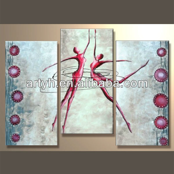 Wholesales modern handpainted abstract interior decoration wall <strong>art</strong>