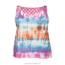 2016 Latest Sexy Colorful Cover-Up Beach Dress For Girl