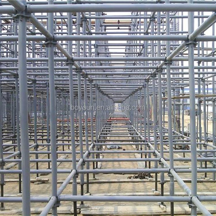 และสะพานก่อสร้างอาคารนั่งร้าน Formwork ระบบขุดเจาะเหล็ก Formwork คุณภาพดีกว่า