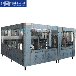 Hot sale!!! plastic bottle carbonated drink saturator/ filling machine