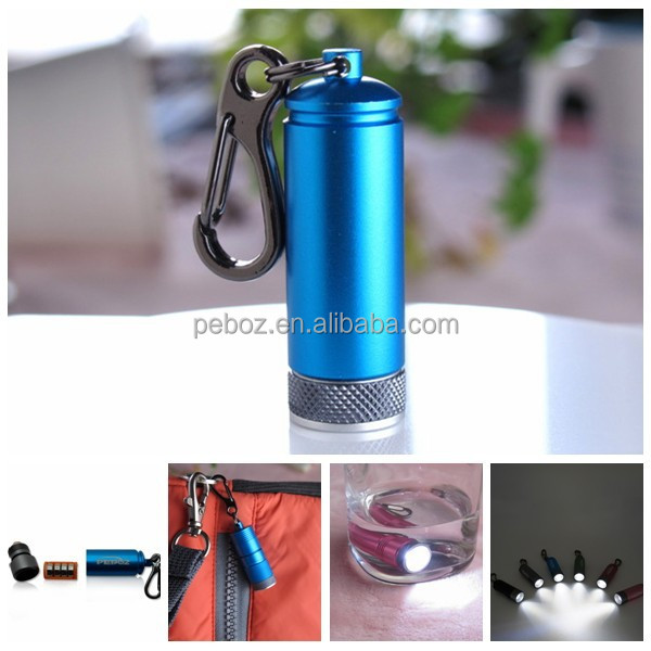 2015 Battery operated for clothing and backpack mini led light