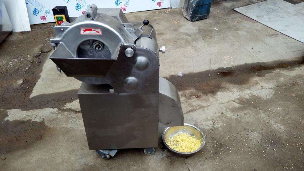 vegetable dicing machine/potato cutting machine/apple dicer carrot cutter