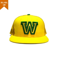 Cheap high quality neon snapback trucker hats