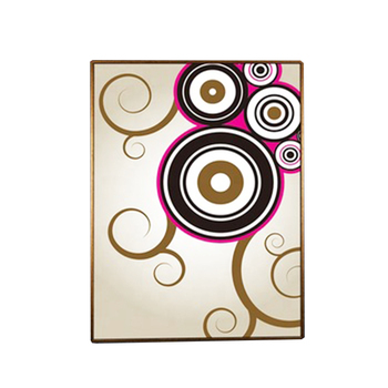 Canvas Printed Hanging Pattern Custom Home Goods Framed Wall  Abstract Canvas Art