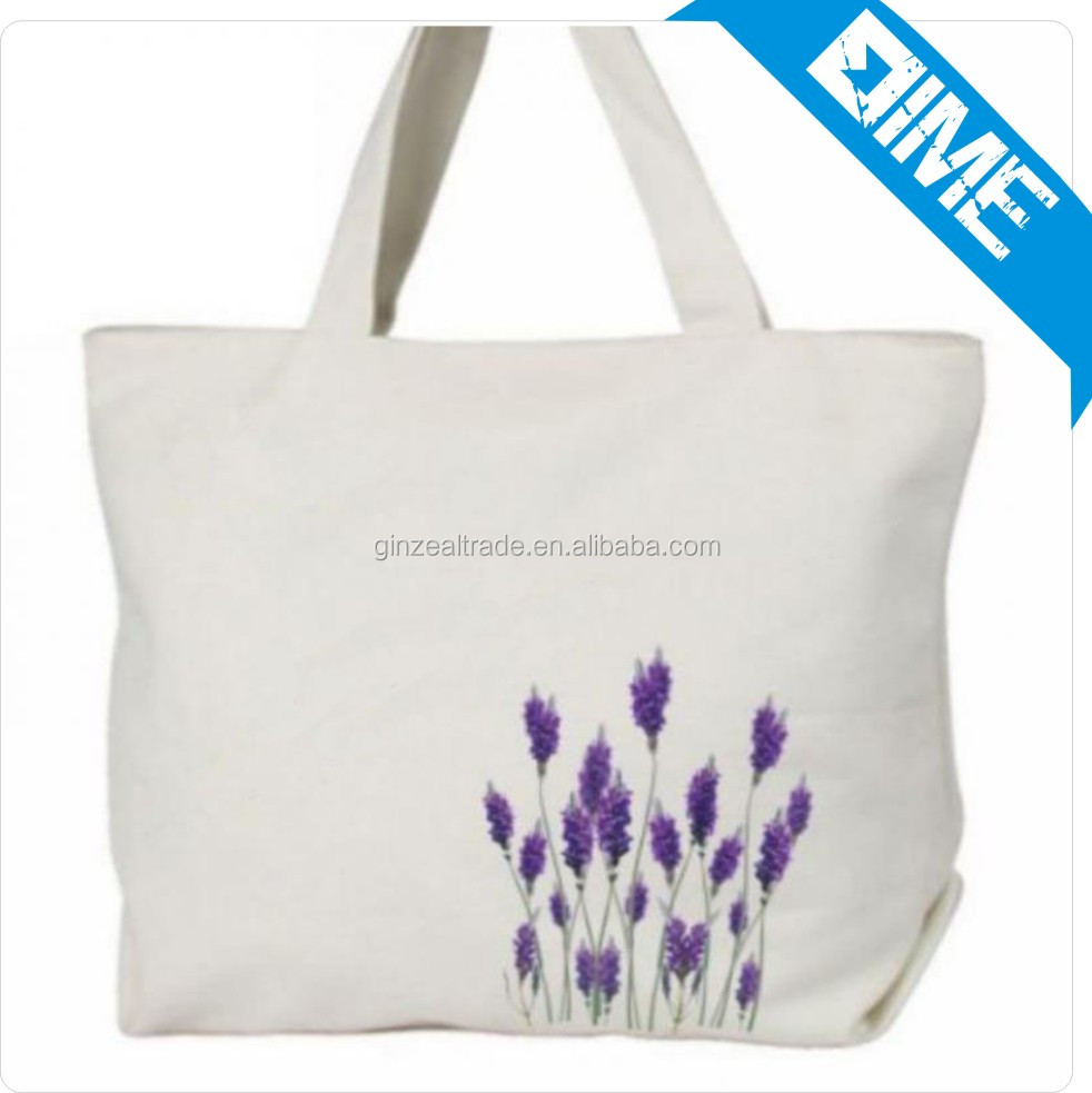 Yellow colors ecologic bag canvas bag promotional tote bag custom made in china
