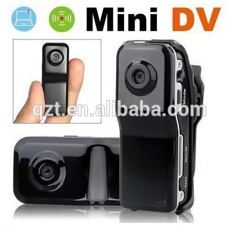 MD80 HD mini dv 720 p USB MINI dvr kamera destek TF Kart spor kamera