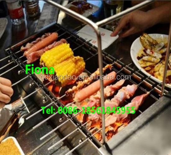 Kebab Charcoal Grill, Kebab Charcoal Grill Suppliers And Manufacturers At  Alibaba.com