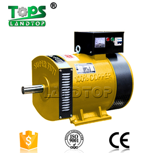 TOPS ST 230V AC alternator 3kw 5kw 10kw 20kw 24kw AC alternator for sale