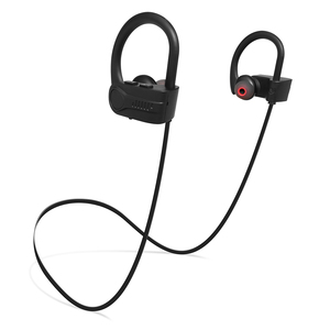 Comfy & Fast Pairing wireless earphone bass Bluetooth 5.0 earbuid with mic waterproof RU13