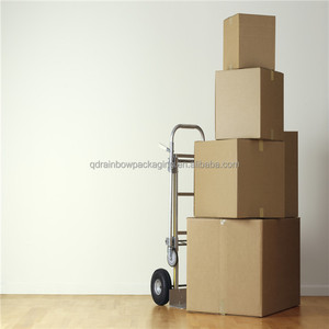 Rainbow packaging paper Moving box cardboard box , paper cardboard box,corrugated boxes