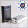2USB outputs 7800mah mobile power bank for samsung tablets/cameras