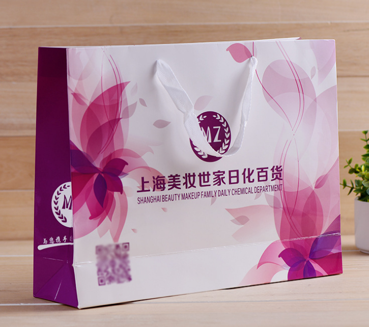 Multifunctional recycling raw materials of paper bag
