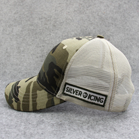 Newest Style Bicycle Plain Flat Snapback Caps New Design Trucker Hat