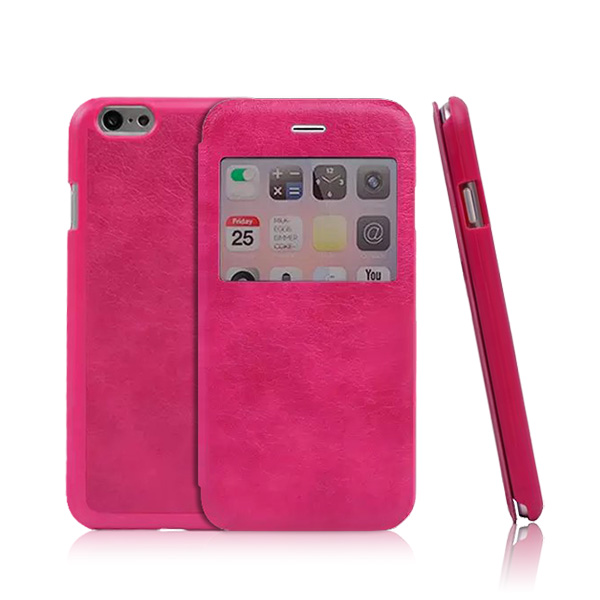 China market wholesale cell phone case 4.7 inch for iphone 6 case wallet PU leather mobile phone