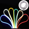 DMX available smd2835 flexible 7 colors changing rgb flexible led neon tube