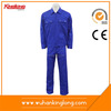 Top quality labor blue suit pant coat for man