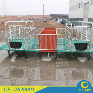wholesale low price animal farm equipment pig farm farrowing crates