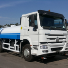sinotruk brand 20 cubics water tank truck made in 2018