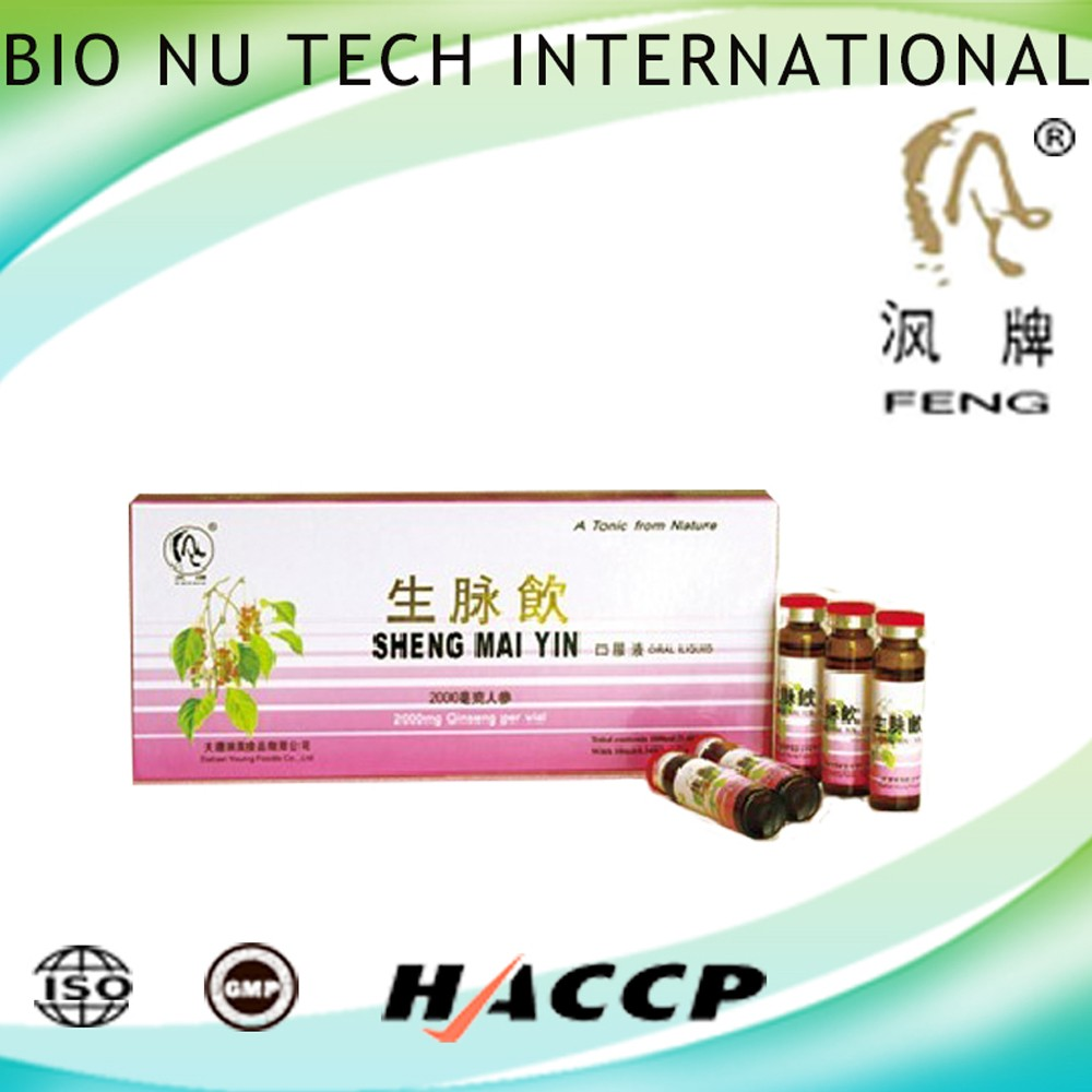 Improved Bone Density Function and Oral Liquid red ginseng extract