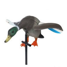 outdoor waterproof wild motion animal molds flying duck decoy for hunting