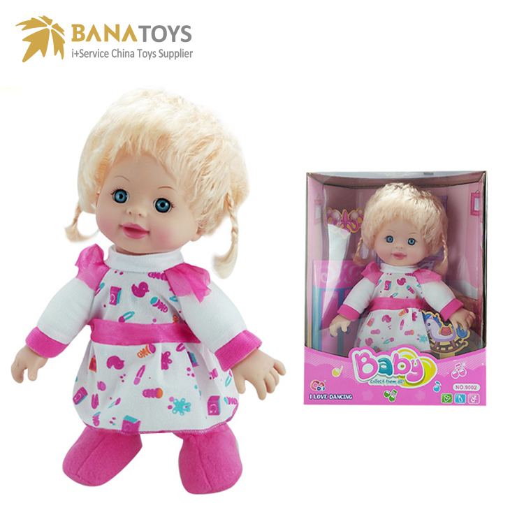 Battery operated baby toy <strong>doll</strong> for kids 2018