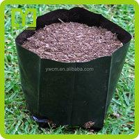 Yiwu promotion Low MOQ black plastic bag for plants