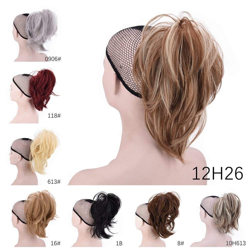 Cheap Ponytail Extensions For Short Hair Find Ponytail Extensions For Short Hair Deals On Line At Alibaba Com