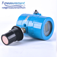 China High Quality Manufacturer Top Sale Ultrasonic Liquid Level Meter Digital Fuel Level Sensor