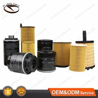 Auto Parts Lubrication System oil filter for cars in china 021115561B 04152-31080 90915-03001