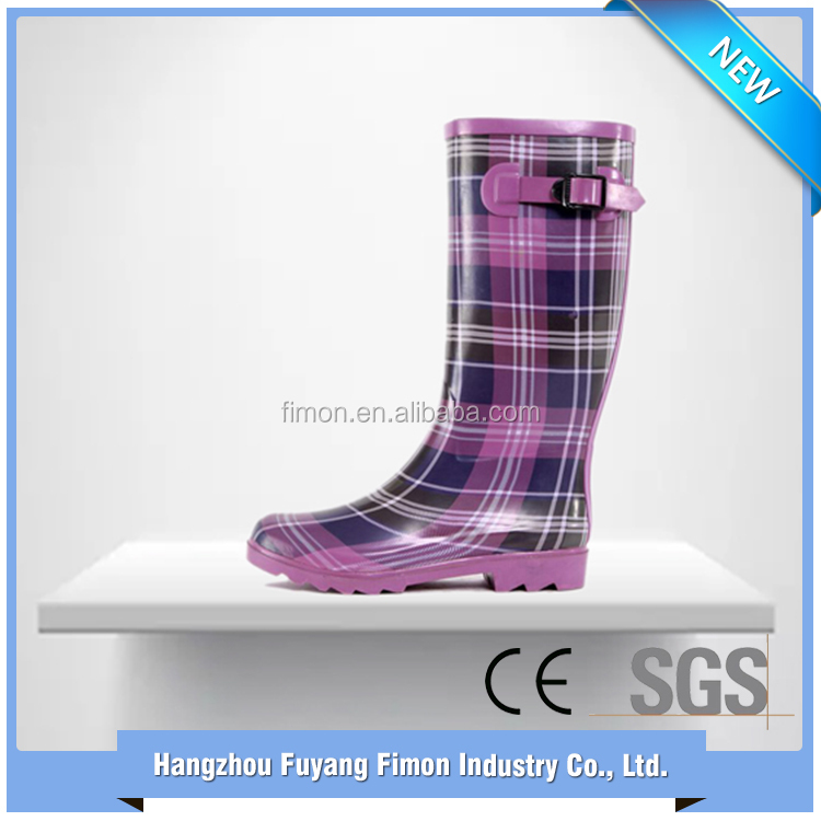 High demand import products cheap wellington boot women