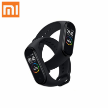Original <span class=keywords><strong>Xiaomi</strong></span> <span class=keywords><strong>Mi</strong></span> <span class=keywords><strong>Band</strong></span> <span class=keywords><strong>4</strong></span> Miband <span class=keywords><strong>4</strong></span> Armband Armband mit Smart Herz Rate Fitness 0,95 zoll farbe AMOLED display 120*240