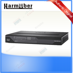 Best price 880 Series Routers C881-V-K9,881, FE WAN, 4 FXS, 2BRI, 1FXO