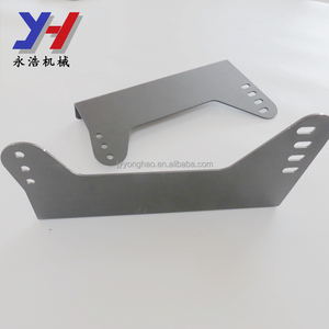 OEM ODM factory manufacture SGS ISO ROHS color powder coated CNC bending terminal equipment bracket support as your drawing