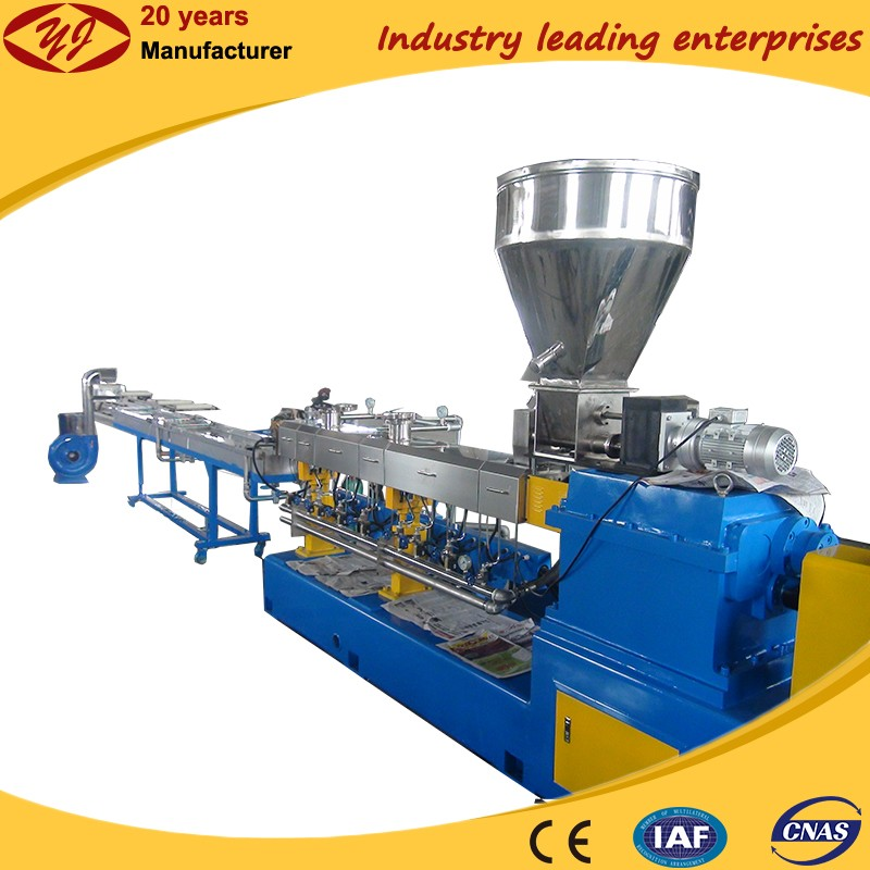 Own factory Granulator abs plastic granules making line