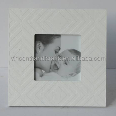 Personalized Mother Day Gifts Wooden Engraved Picture Photo Frame