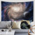 Buti antique art colorful astrology galaxy buddha Christmas wall tapestry