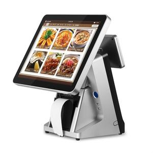 Smart All in one touch screen POS With Printer and wifi