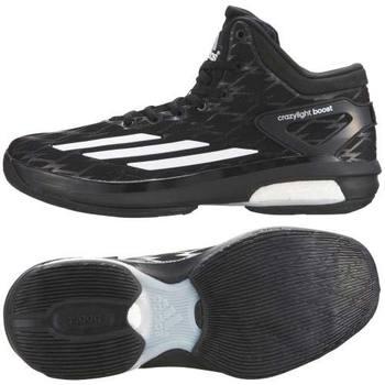 separation shoes b5d92 02ade Adidas C75901 Crazylight Boost Mens Basketball Shoes BlackWhite