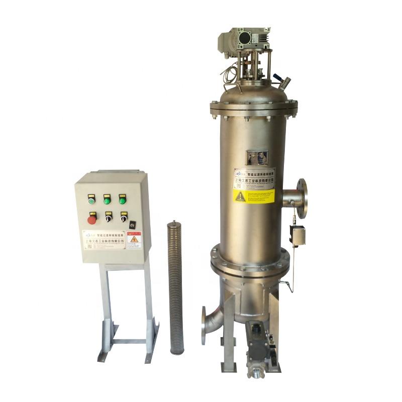 Liquid Automatic Backwashing Sediment Filter