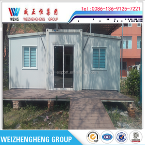 2017 Hot Foldable Expandable Container House