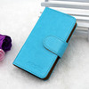 Wallet stand Leather Case for Sony xperia c3 D2533 D2502