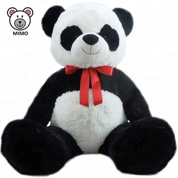 Cheap 300cm Cute Cartoon Kids Plush Toy Huge Big Panda Teddy Bear