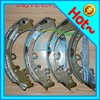 chinese made ceramic brake shoe for Toyota Hilux 04495-0K120