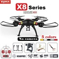 Syma X8 X8C X8W FPV RC Drone Quadcopter Without Camera Professional Dron Compatible With Gopro SJCAM