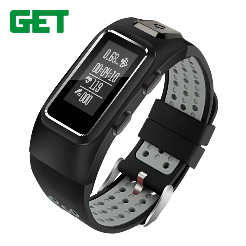 Top quality Frosted Running record Waterproof Smart band