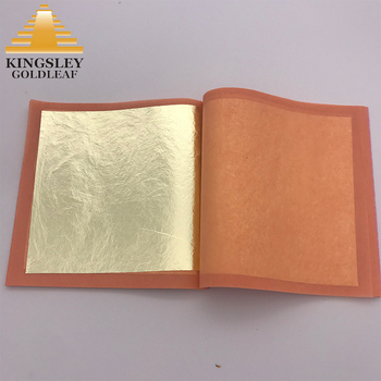 Top Selling Personalized 24k Gold Foil Leaf Sheets - Buy Gold Foil  Sheet,Gold Leaf Sheets,24k Gold Foil Leaf Product on Alibaba com