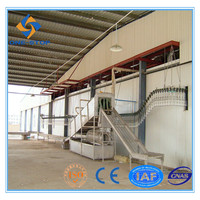 Poultry slaughter processing line chicken slaughter equipment