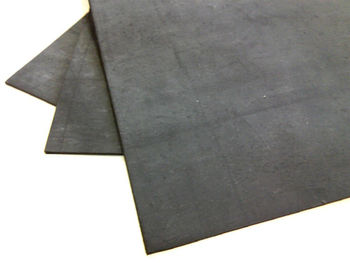 High specific gravity rubber sheet