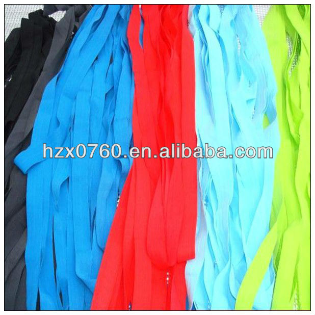 Nylon thin elastic cord for golf bag